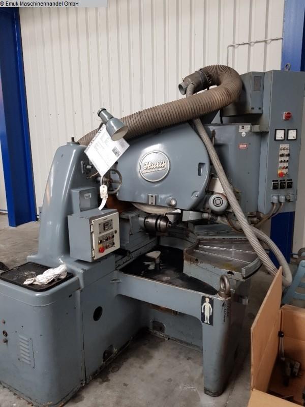 gebrauchte  Schabrad-Schärfmaschine HURTH SRS 400