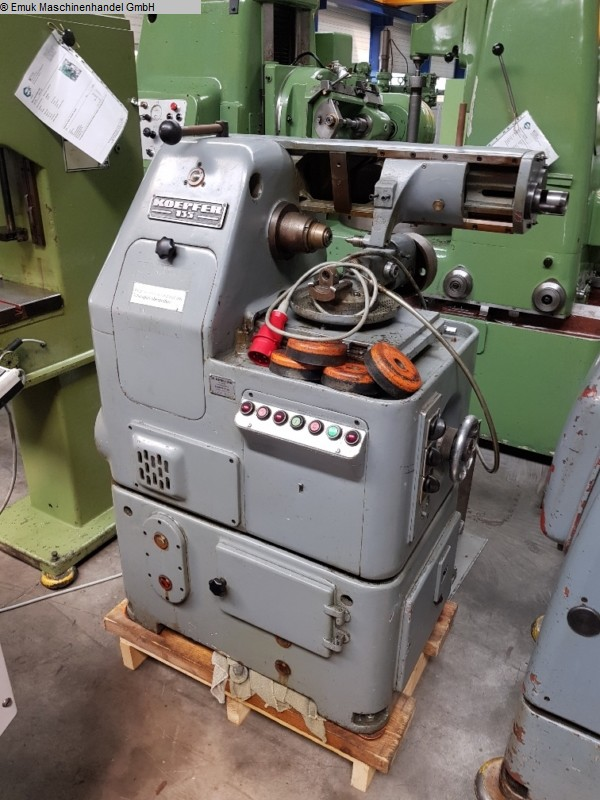 used  Gear Hobbing Machine - Horizontal KOEPFER 135