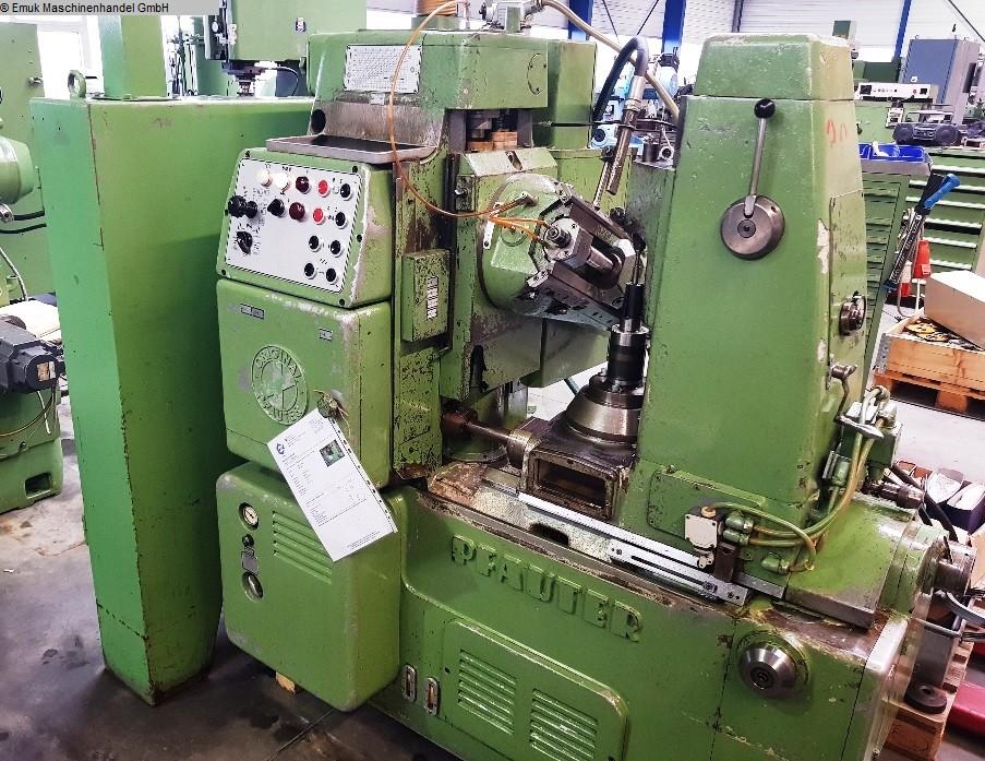 used  Gear Hobbing Machine - Vertical PFAUTER P 160 V