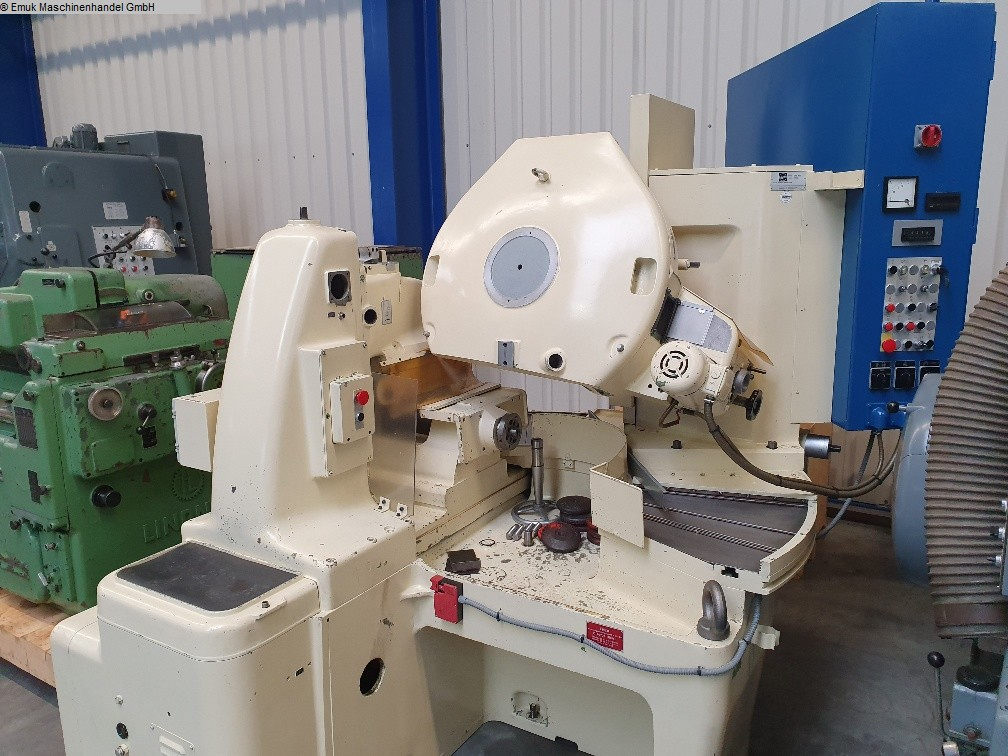used  Shaving Cutter Grinding Machine HURTH SRS 400