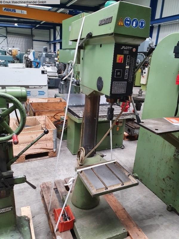 used  Upright Drilling Machine FLOTT SB 25