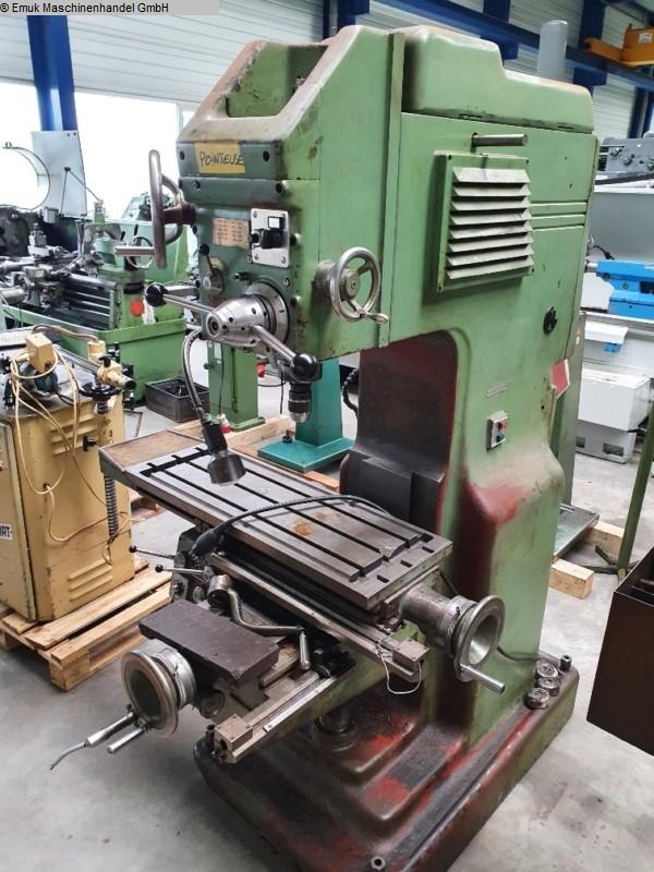 used  Upright Drilling Machine Matheys unb.