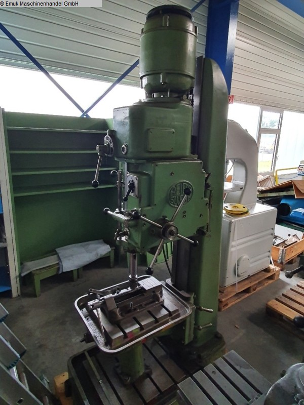used  Upright Drilling Machine REIBO unb.