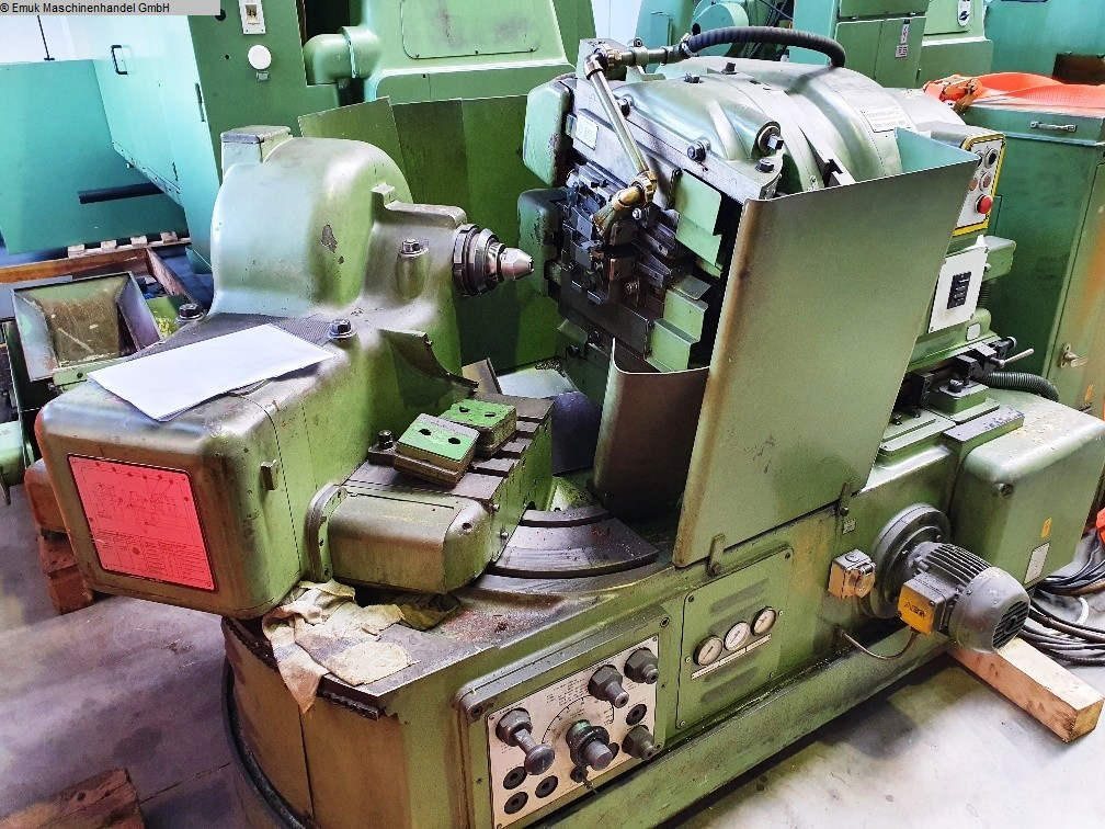 used Gear cutting machines Bevel Gear Shaping Machine H & H 26 HS