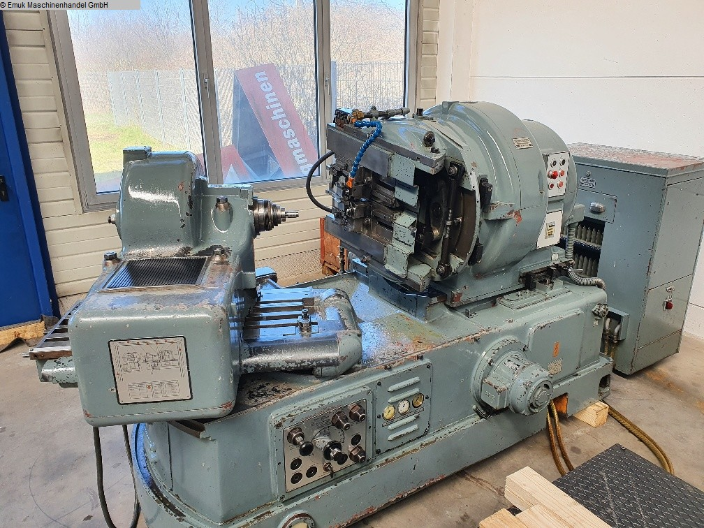 used Gear cutting machines Bevel Gear Shaping Machine H & H 60 HS 3