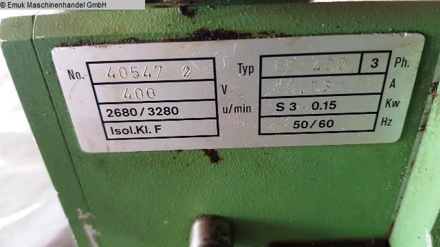 gebrauchte Schleifscheibenprofiliergerät FAESSLER DSA EE 400