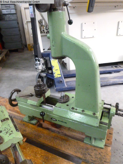 used Machines available immediately Gear Testing Machine MAAG RPG 600