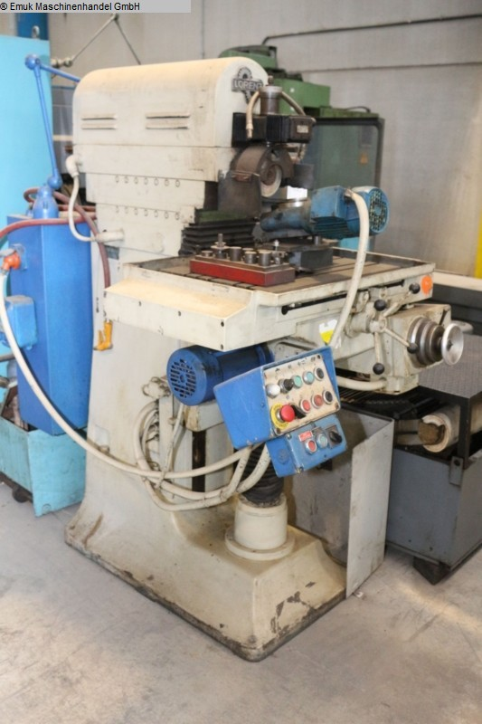 used Machines available immediately Pinion Cutter Grinding Machine LORENZ MSM