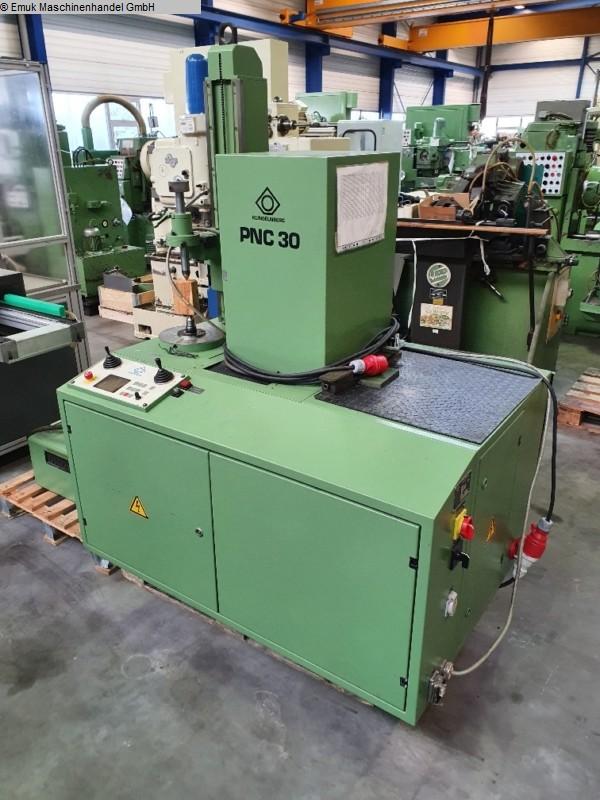 used Gear Testing Machine KLINGELNBERG PNC 30