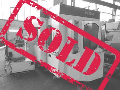Machines vendues