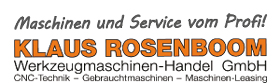 Klaus Rosenboom GmbH WerkzeugmaschInen-Handel GmbH  Bremen Oppenheimer Str. 19