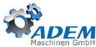 Adem MaschInen GmbH 40764 Langenfeld (Renania) Karl-Benz-Straße 1 Deutschland